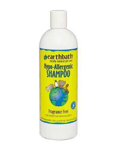 Earthbath Hypo-Allergenic Pet Shampoo (2 Sizes) | Waggymeal Online Pet Store MY