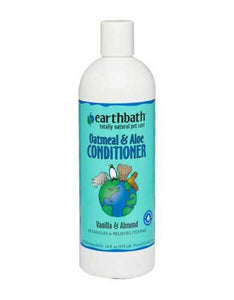 Earthbath Oatmeal & Aloe Pet Conditioner (2 Sizes)