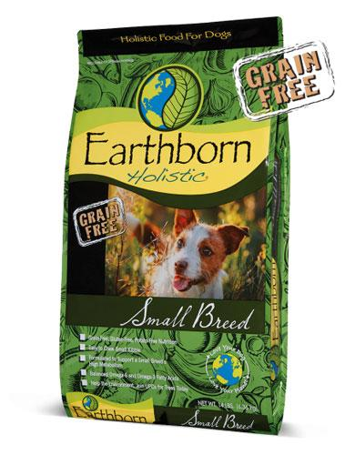 Earthborn Holistic Natural Small Breed Dog Dry Food 2.5Kg | Waggymeal Online Pet Store Malaysia
