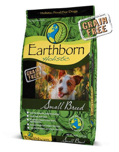 Earthborn Holistic Natural Small Breed Dog Dry Food 2.5kg