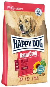 Happy Dog NaturCroq Active Dog Dry Food 15kg