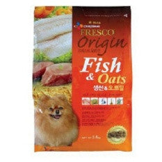 Fresco Origin Fish & Oats Dry Dog Food 2.5kg