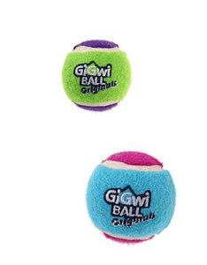 Gigwi Small Ball Dog Toy (2 Colors)