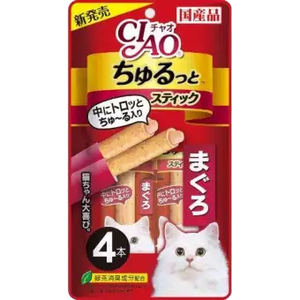 Ciao Churutto Stick Tonsasami Formula 28g x 4 sticks