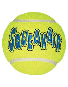 KONG Air Squeaker Tennis Ball for Dog (3 Size)