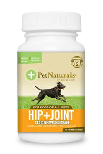 Pet Naturals Hip and Joint For Dogs 60 Tablets