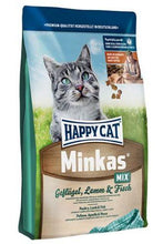 Load image into Gallery viewer, Happy Cat Minkas Mix Lamm (Lamb) Cat Dry Food (3 Sizes)