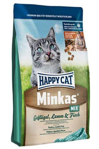 Happy Cat Minkas Mix Lamm (Lamb) Cat Dry Food (3 Sizes)