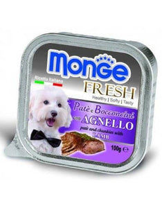 Monge Fresh Lamb Dog Wet Food