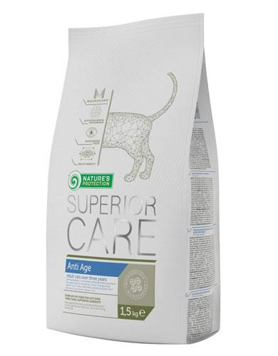 Natures Protection Anti Age Dry food 1.5Kg | Waggymeal Online Pet Store Malaysia