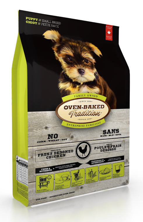 Oven-Baked Tradition Chicken Puppy Dry Food