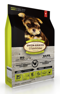 Oven-Baked Tradition Chicken Puppy Dry Food (2.27 Kg)