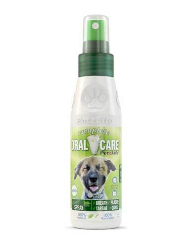 Petzlife Oral Care Spray 4oz | Waggymeal Online Pet Store MY