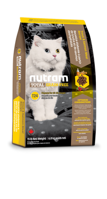 T24 Nutram Total Grain-Free® Trout and Salmon Meal Recipe Cat Food