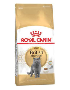 Royal Canin Feline Breed Nutrition British Shorthair Adult Cat Dry Food (3 Sizes)