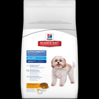 Hill's Science Diet Adult 7+ Active Longevity Small Bites Dry Dog Food - 2 kg