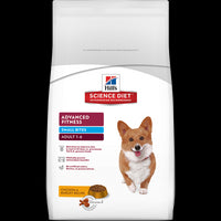 Hill's Science Diet Adult Advanced Fitness Small Bites Chicken Dry Dog Food