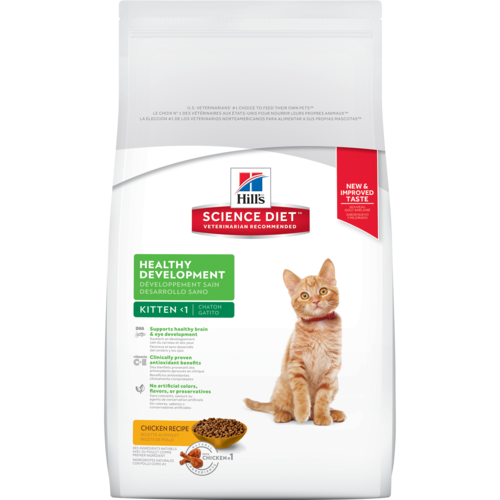 Hills Science Diet Kitten Healthy Development Dry Food