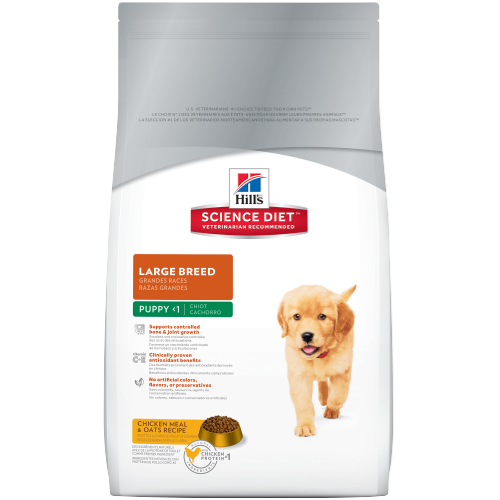 Hill's Science Diet Healthy Development Puppy Large Breed Dry Dog Food - 4kg