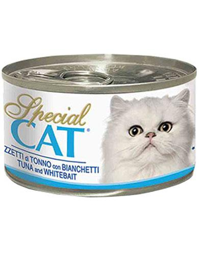 Special Cat Tuna With Whitebait Wet Canned Food 95g | Waggymeal Online Pet Store Malaysia