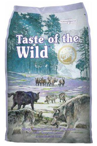 Taste Of The Wild Sierra Mountain Canine Formula Dry Dog Food ( 3 Sizes )