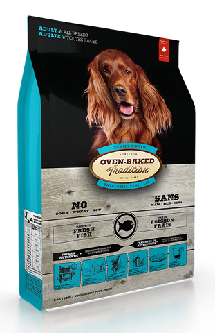 Oven-Baked Tradition Fish Dog Dry Food
