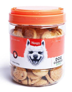 Wanpy Apple Cookie Dog Treat (2 Sizes)