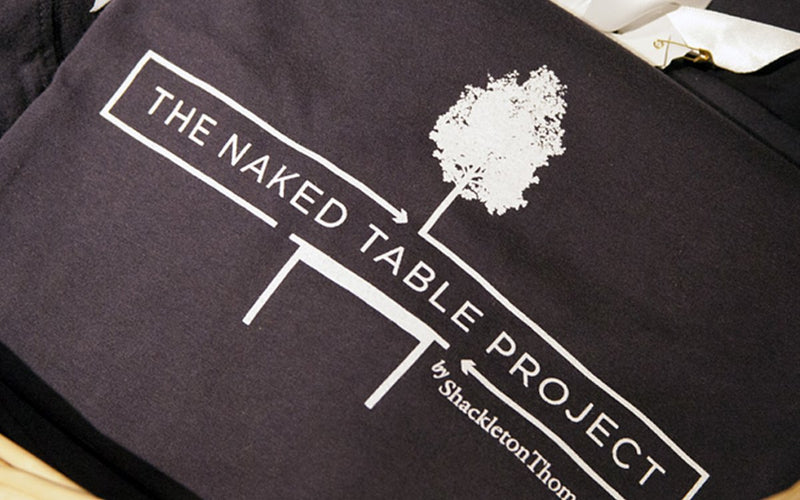 NAKED TABLE PROJECT SHIRT