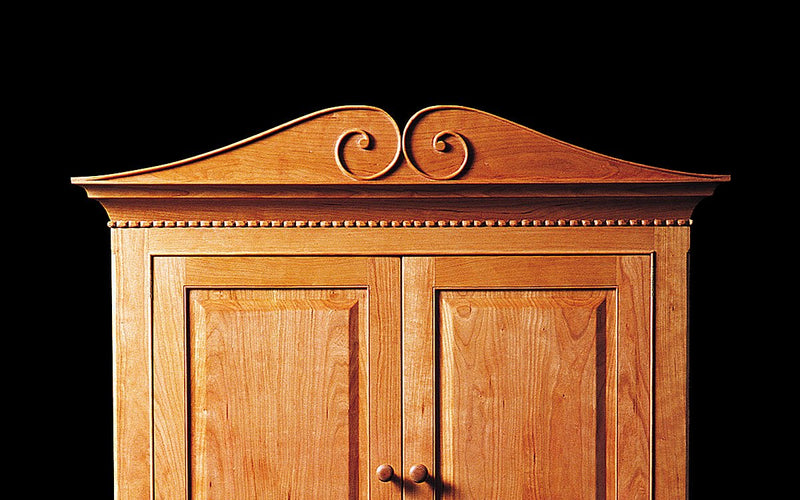 FRENCH ARMOIRE - ShackletonThomas