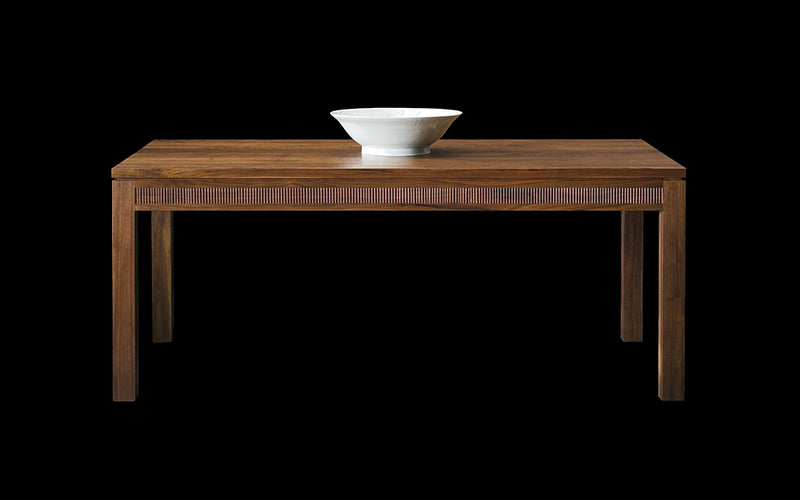 MODERN CLASSIC RECTANGULAR DINING TABLE