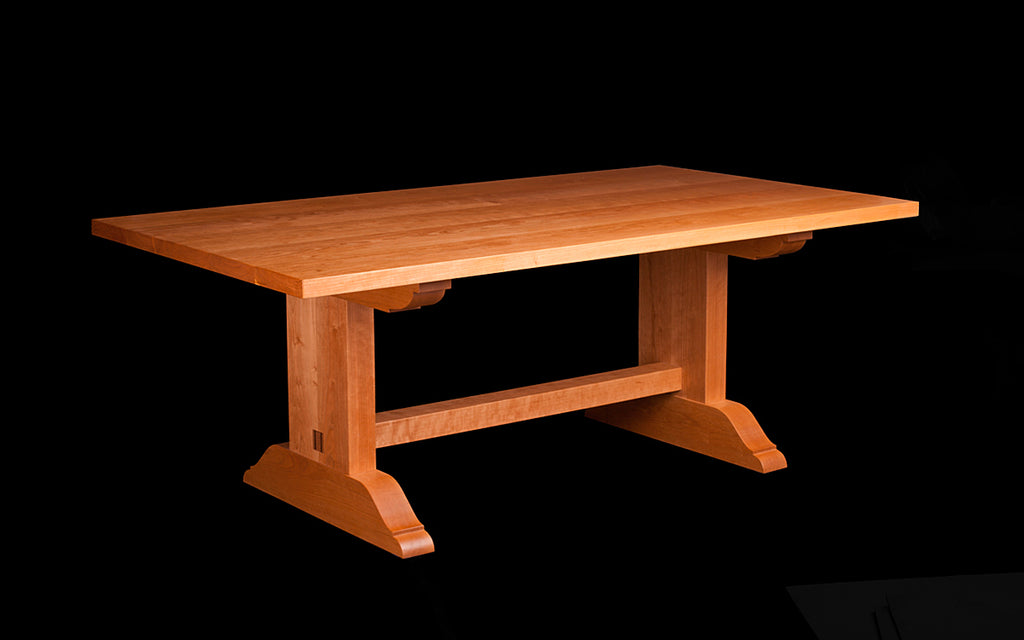 LONG HILL TRESTLE TABLE