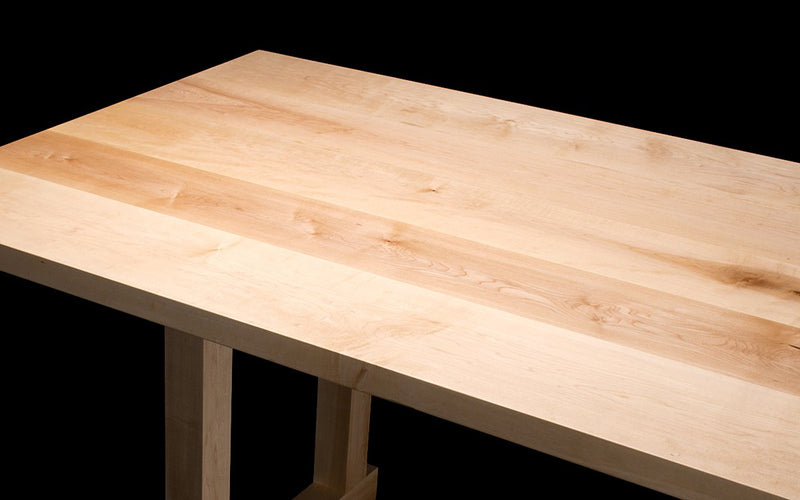 MARCO'S RECTANGULAR TABLE IN MAPLE