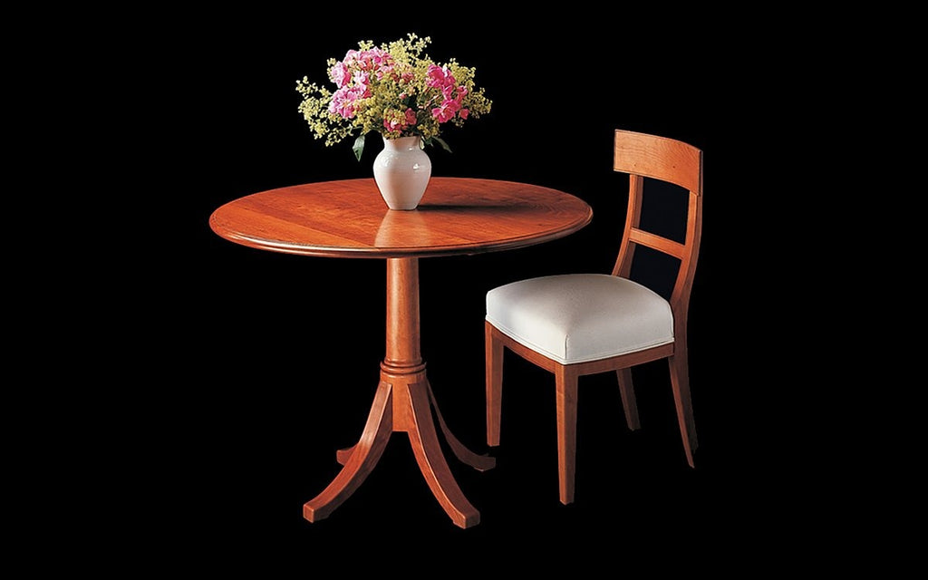 JOSH'S PEDESTAL TABLE