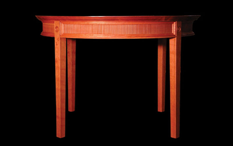 TRISTYN'S FLUTED TABLE - ShackletonThomas