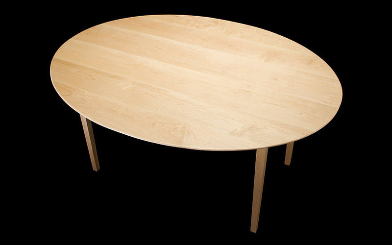 NAKED OVAL TABLE
