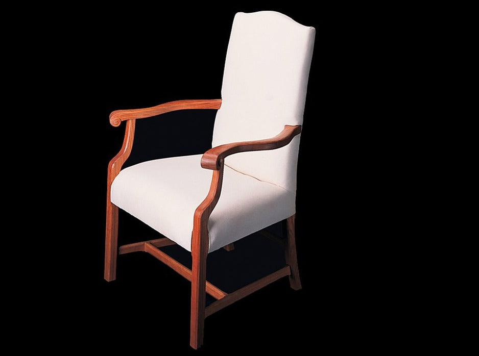 POMFRET ARM CHAIR FULLY UPHOLSTERED