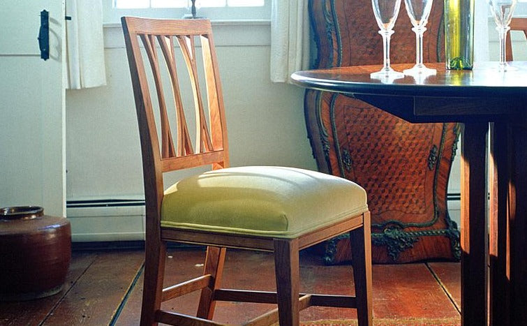 ANNA LIFFEY SIDE CHAIR - ShackletonThomas