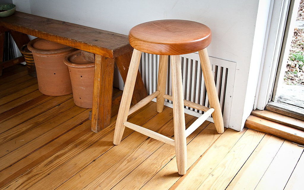 TURNED STOOL - ShackletonThomas