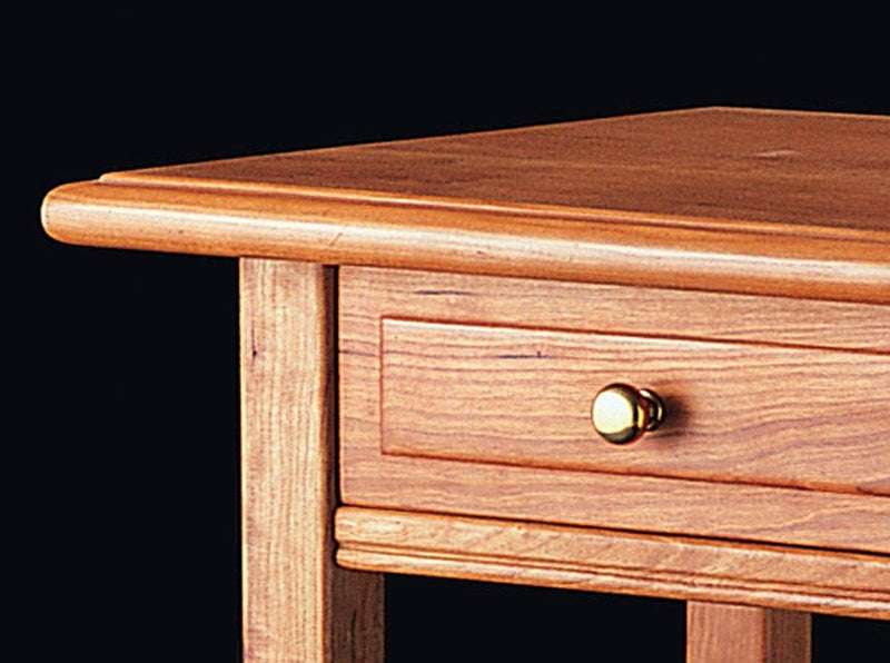 QUECHEE END TABLE