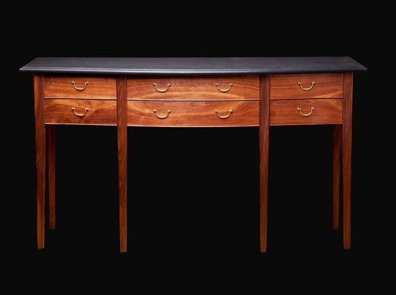 DOUBLE BOWFRONT SIDEBOARD