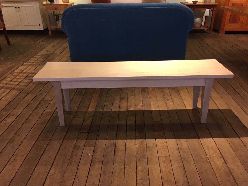 NAKED BENCH FLOOR MODEL
