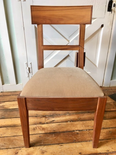 SOPHIA'S SIDE CHAIR WITH SLIP SEAT