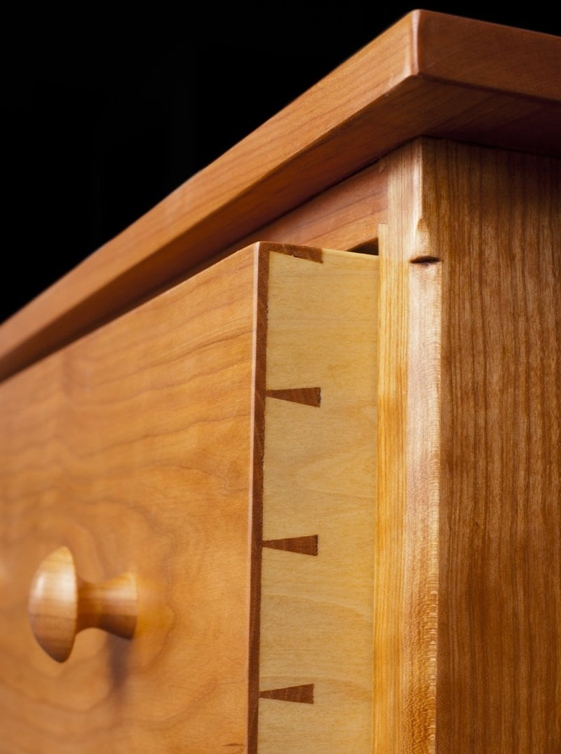 IRISH CHEST OF DRAWERS - ShackletonThomas