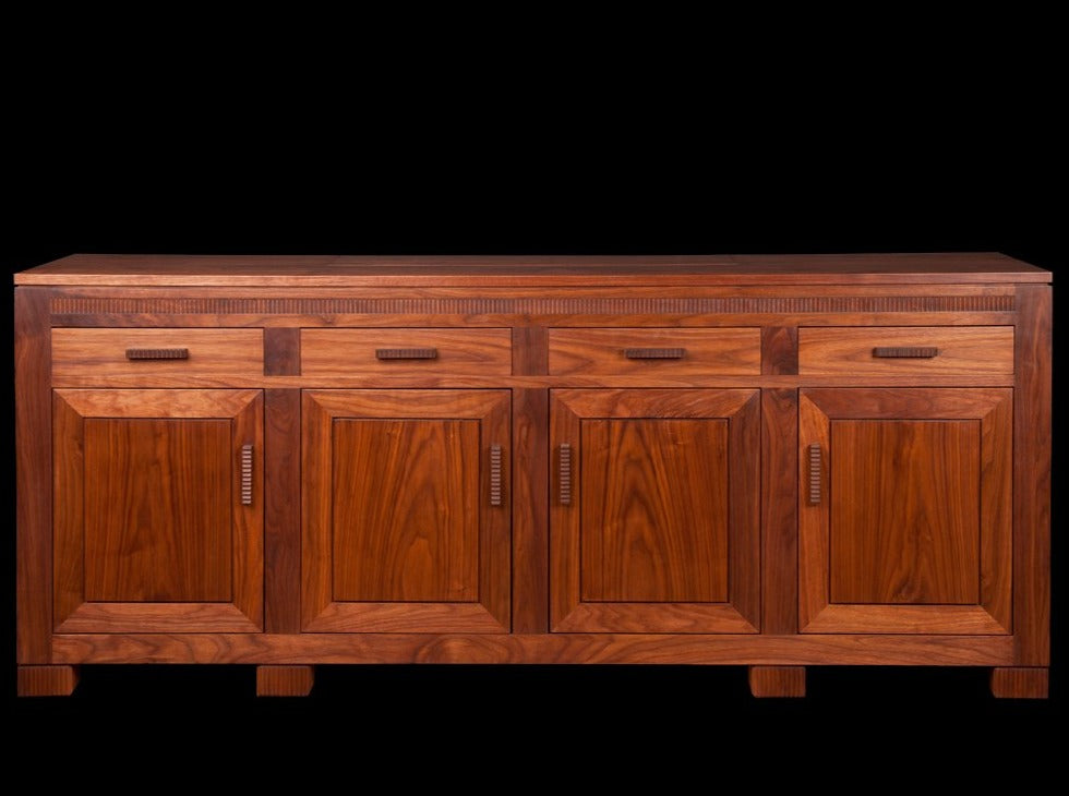 MODERN CLASSIC SIDEBOARD WITH STRAIGHT FRONT - ShackletonThomas