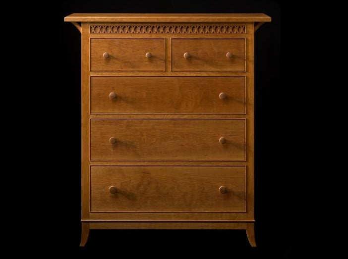 ANNA LIFFEY CHEST OF DRAWERS - ShackletonThomas