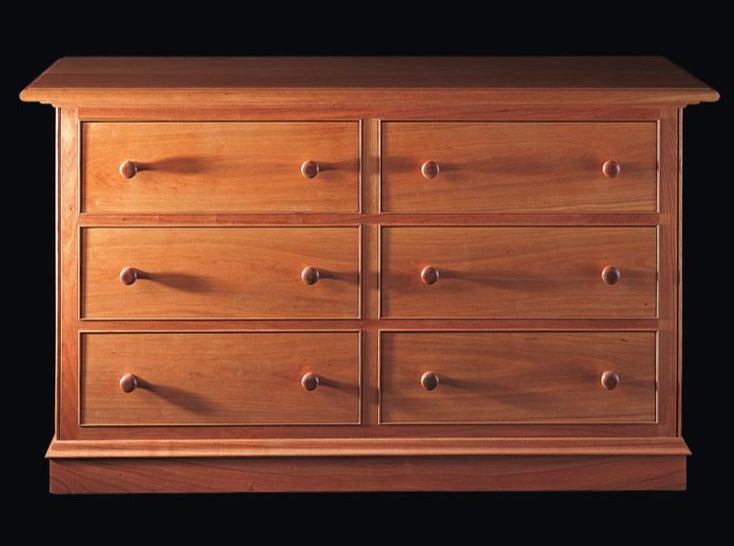 ENGLISH CHEST OF DRAWERS - ShackletonThomas