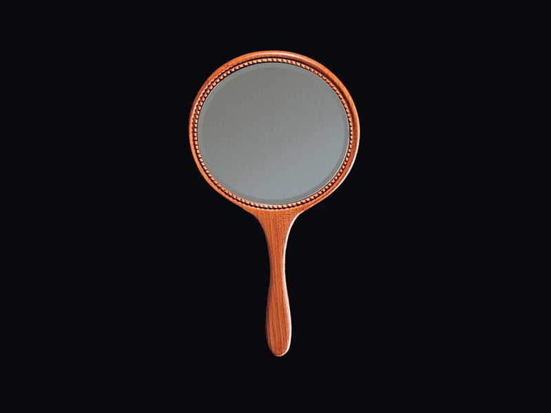 LADY'S HAND MIRROR