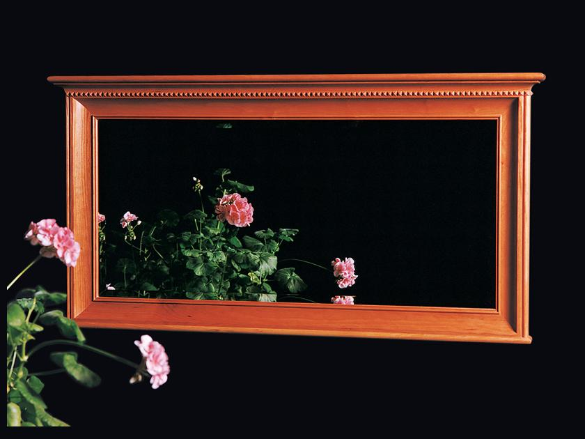 ROSSCARBERY MIRROR WITH CROWN MOLDING - ShackletonThomas