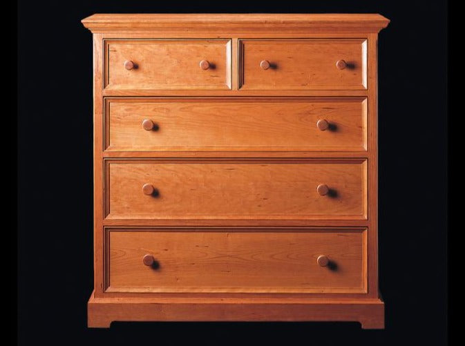 TUSCAN CHEST OF DRAWERS - ShackletonThomas