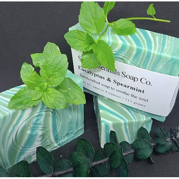Eucalyptus & Spearmint Soap